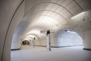 Farringdon Station Crossrail